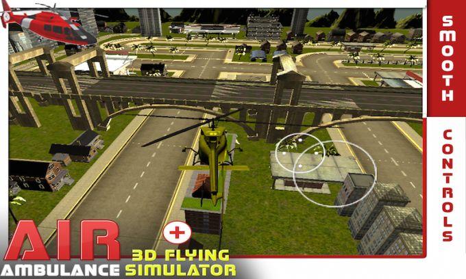 Air Ambulance Flying Simulator