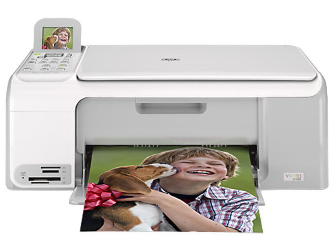 HP Photosmart C4180 All-in-One Printer drivers