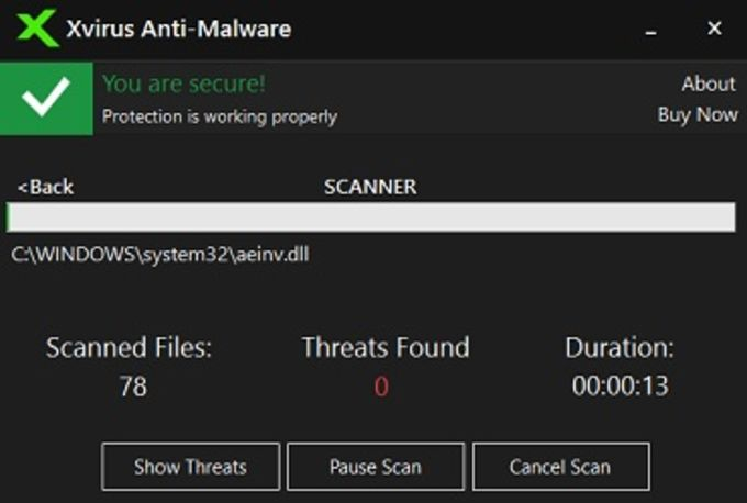 Xvirus Anti-Malware