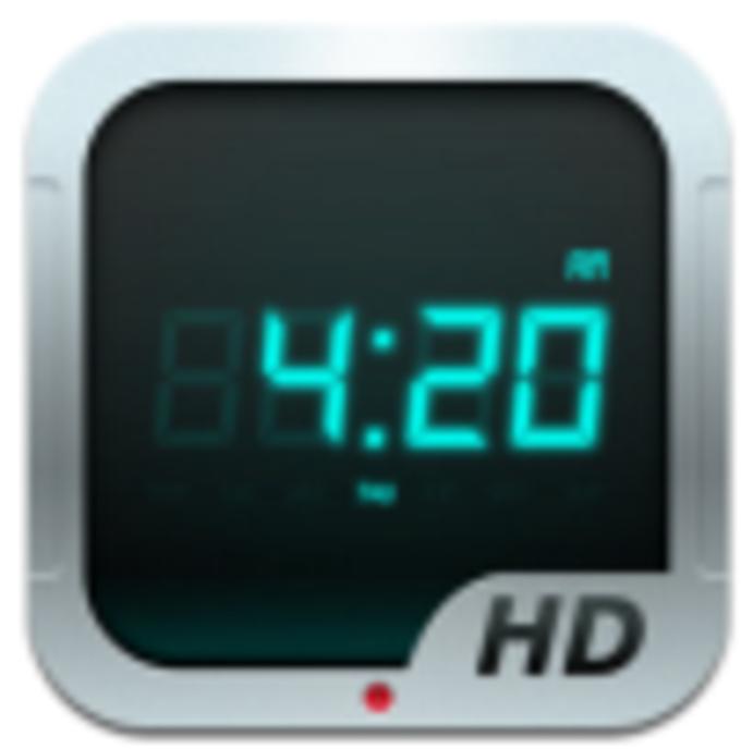 Night Stand HD-Alarm Clock