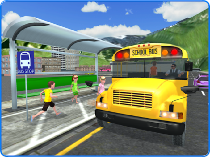 City Bus Simulator - Impossible Bus & Coach Drive
