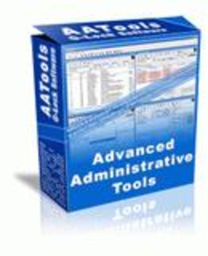 Advanced Administrative Tools (AATools)