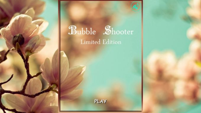Bubble Shooter Limited Edition