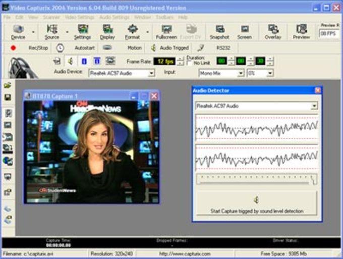 Video Capturix Suite