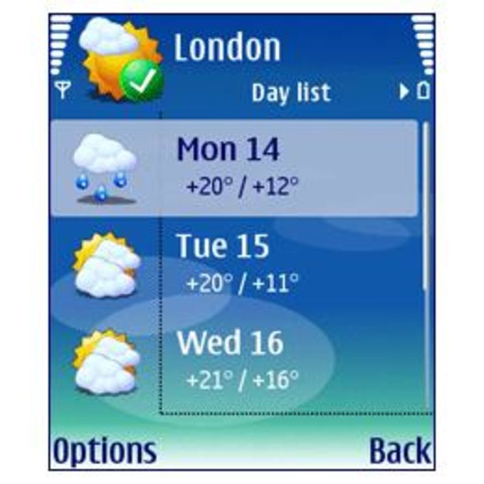 Handy Weather