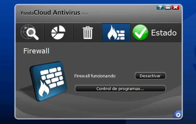 Panda Cloud Antivirus & Firewall