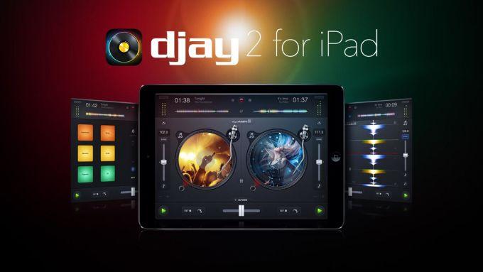 djay 2 pour iPad