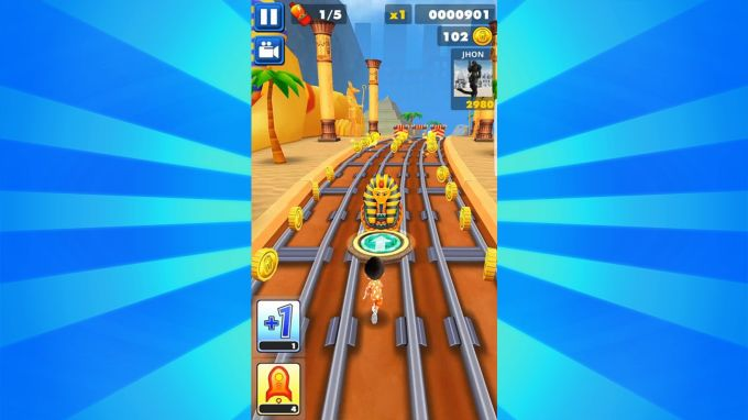 Bus & Subway Surf