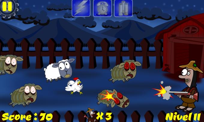 Smasher Zombie Sheep