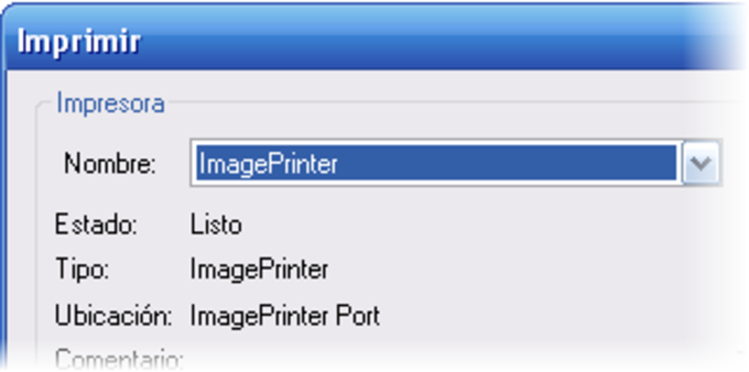 Virtual ImagePrinter