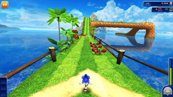 Sonic Dash para Windows 10