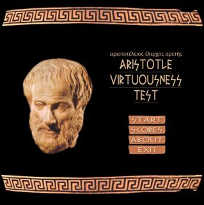 Aristotle Virtuousness Test