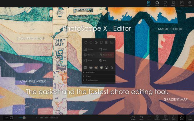 PhotoScape X - Photo Editor