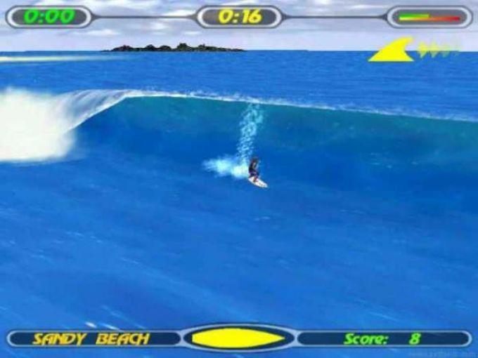 Championship Surfer