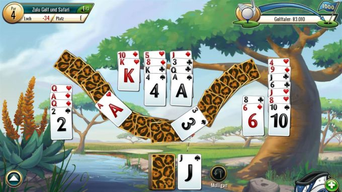 Fairway Solitaire by Big Fish (Full)