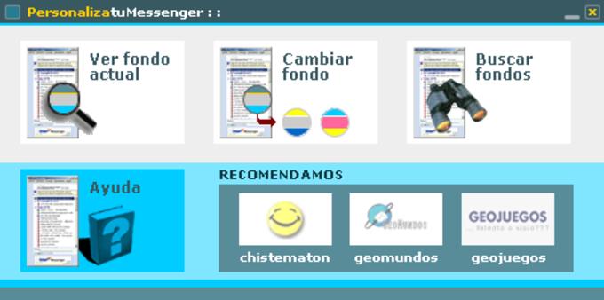 Fondos MSN Messenger