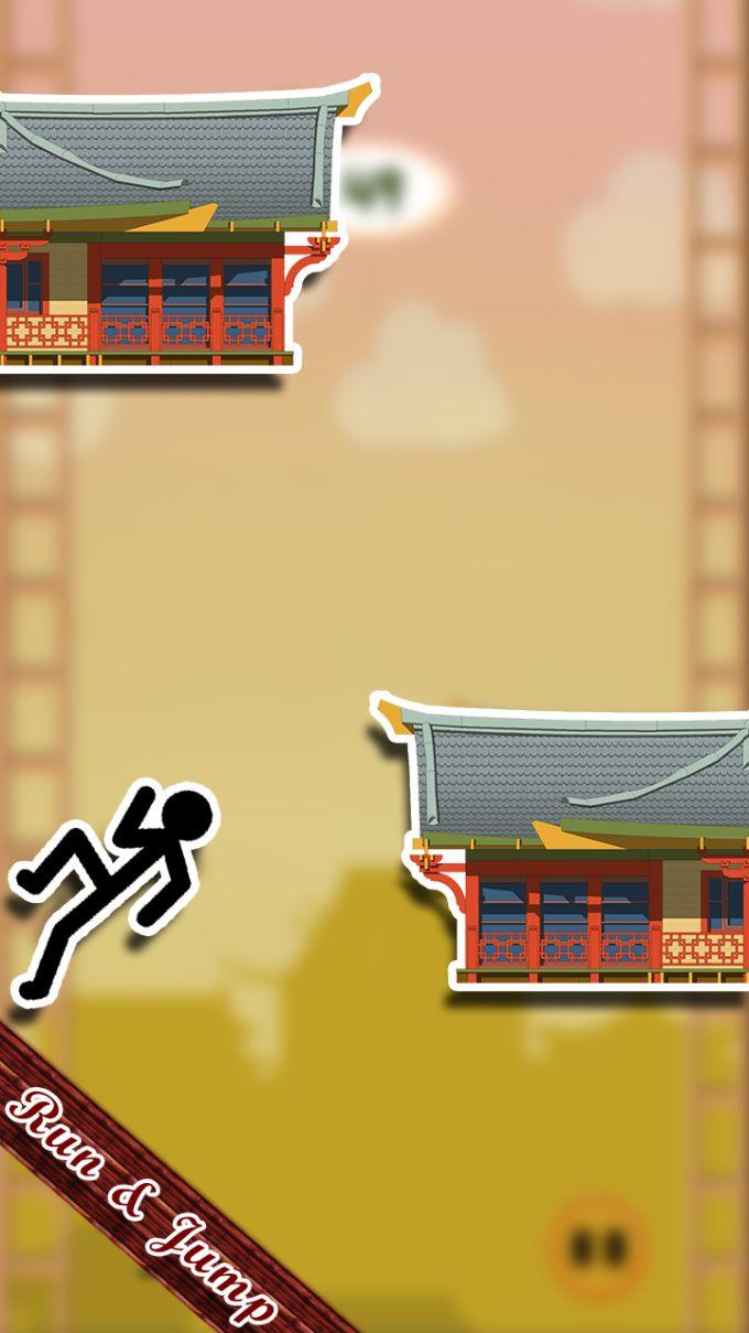 Super Shadow Ninja Jump