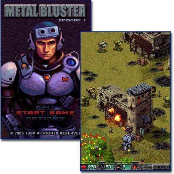 Metal Bluster P800