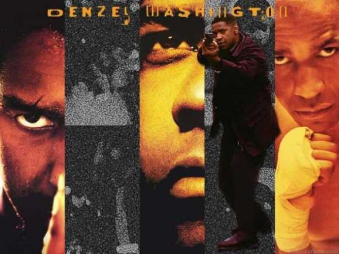 Denzel Washington Wallpaper