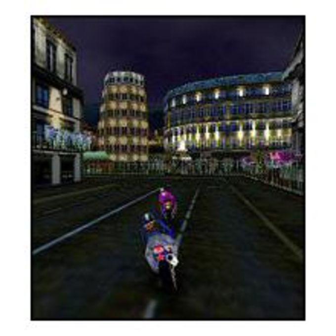 3D Speed City