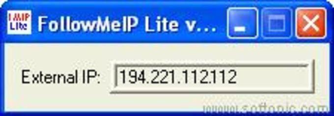 FollowMeIP Lite