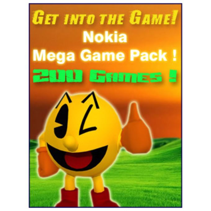 Mega Game Pack