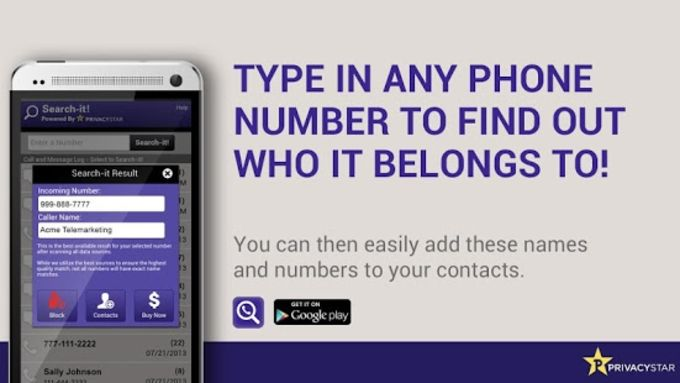 Reverse Phone Number Lookup