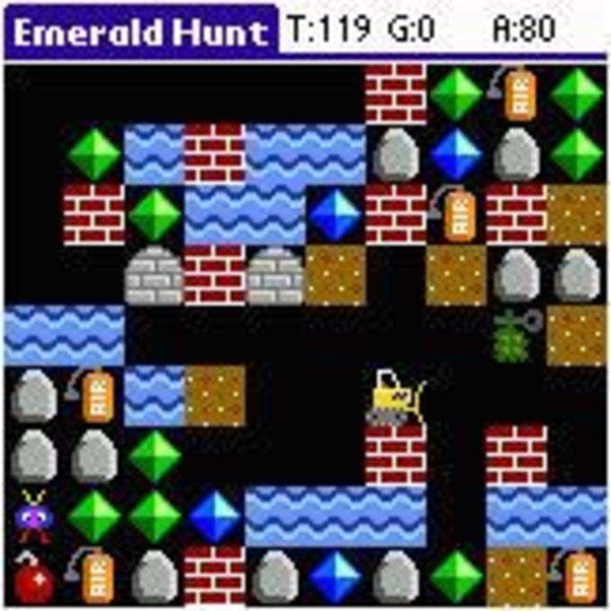 Emerald Hunt