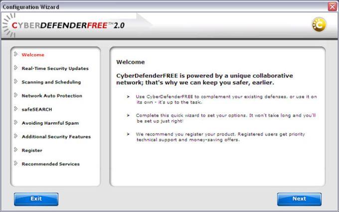 CyberDefenderFREE
