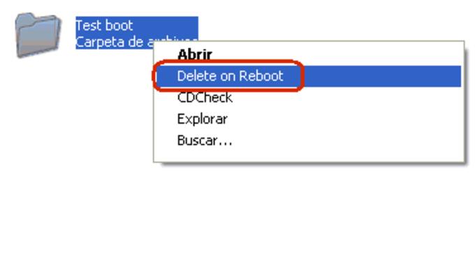 Boot Deleter