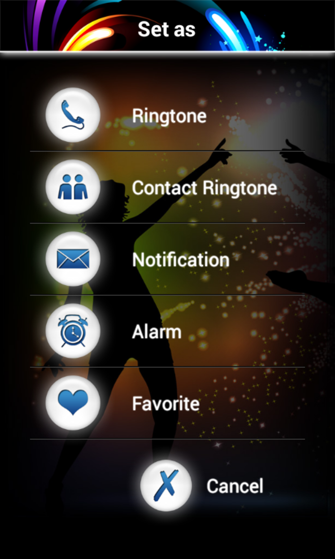 Dance Music Ringtones