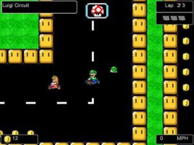 Mario Kart 360