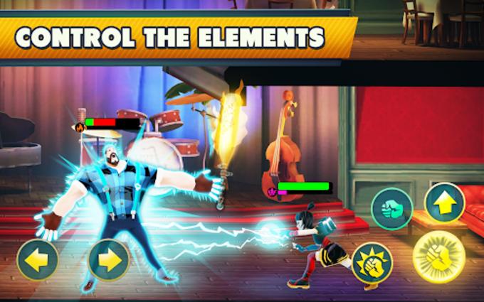 Mayhem Combat  Fighting Game