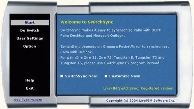 SwitchSync
