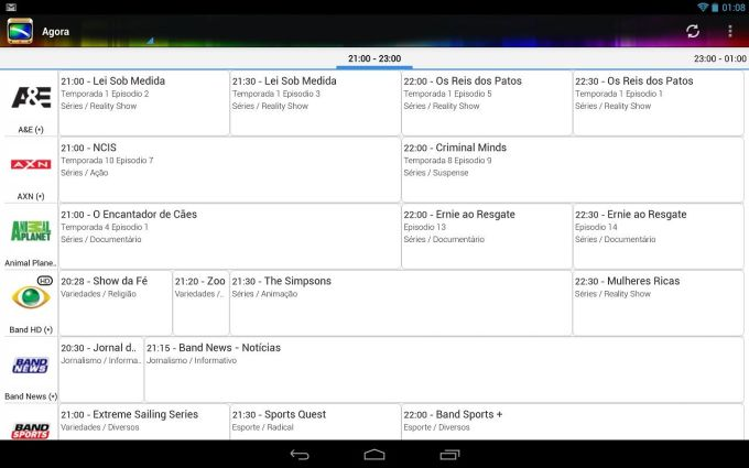Guia TV BR