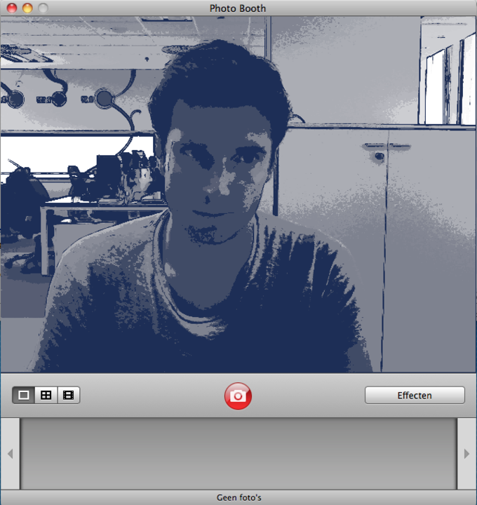More iChat Effects