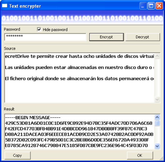 SecretDrive
