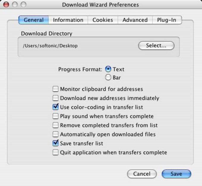 Download Wizard