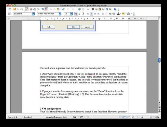 OpenOffice org per Mac - Download