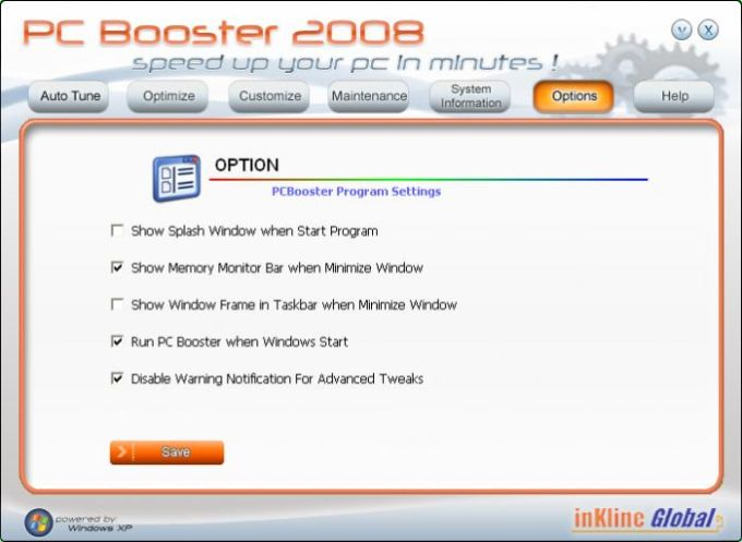 PC Booster