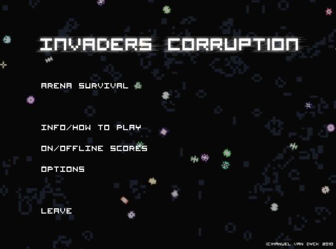 Invaders: Corruption