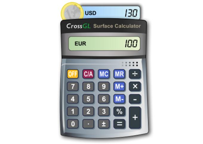 CrossGL Surface Calculator