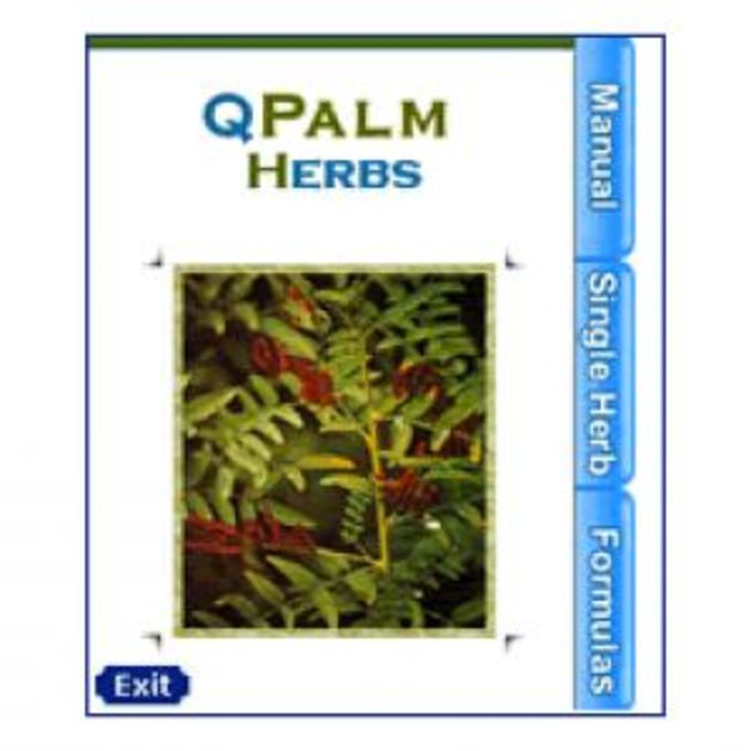 Qpalm - Herbs