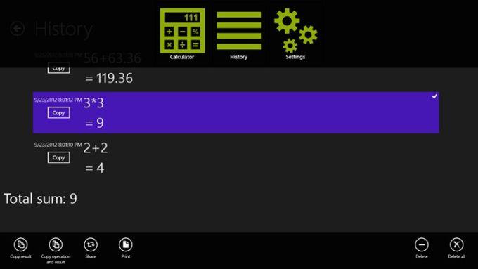 GbbCalculator for Windows 10