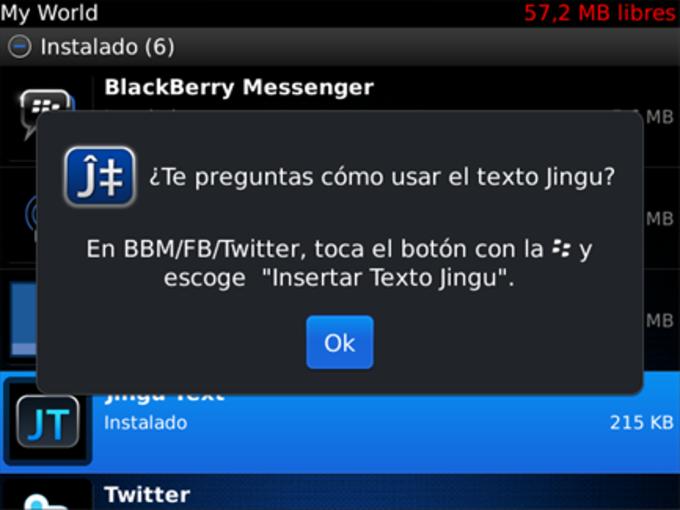 Jingu Text