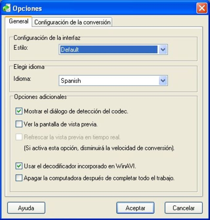 WinAVI MP4 3GP PSP iPod Video Converter