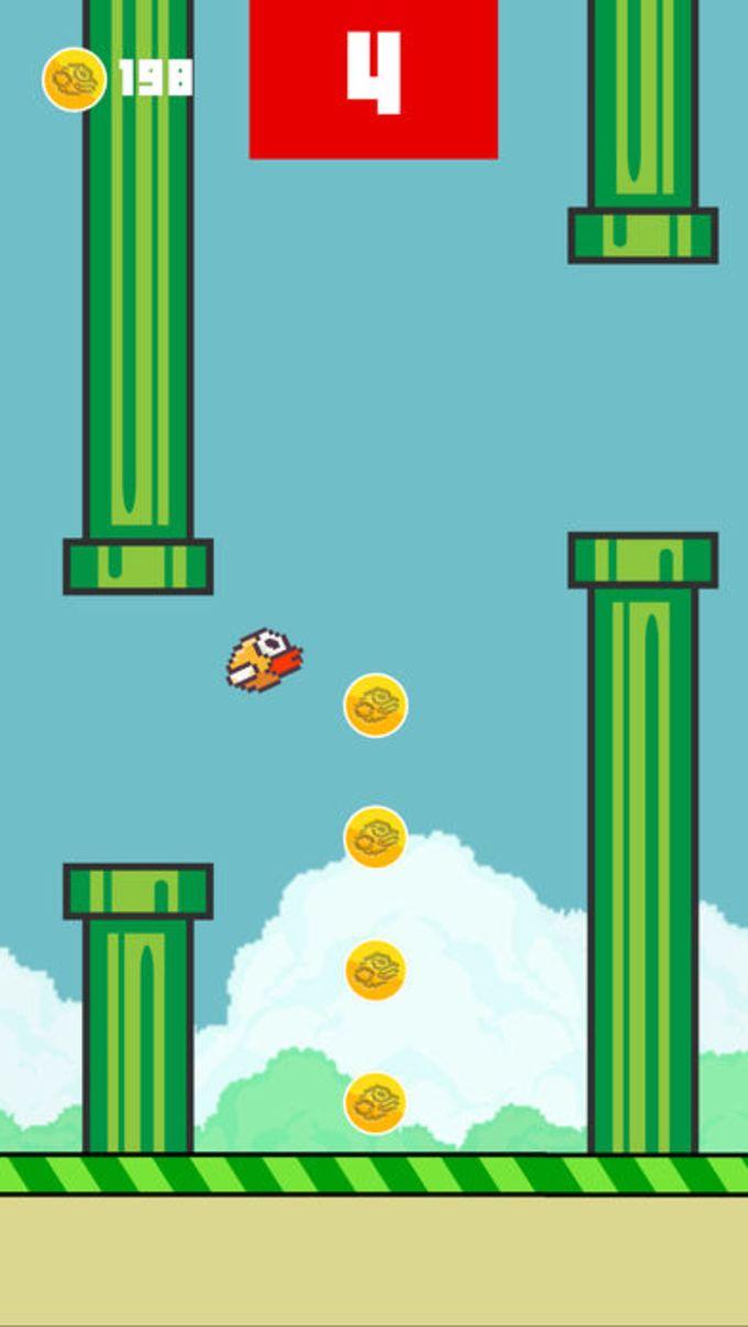Flappy Reborn - The Bird Game