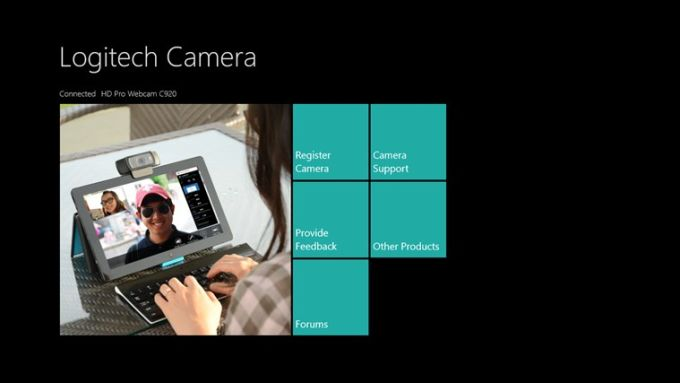 Logitech Camera Controller for Windows 10