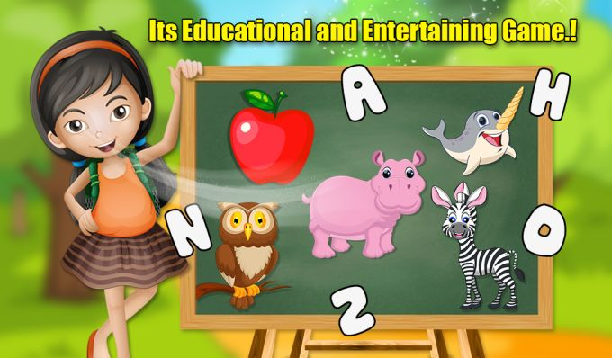 Education Learning For Kids