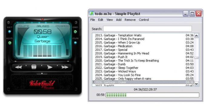 Xion Audio Player Portable